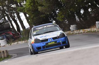 Salvatore Guzzetta ( Project Team , Renault Clio #146), CAMPIONATO ITALIANO VELOCITÀ MONTAGNA