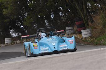 De Filippis Santi ( Ligier Js 51 #53), CAMPIONATO ITALIANO VELOCITÀ MONTAGNA