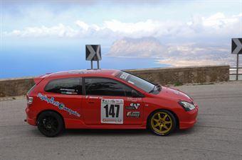 Giovani Lisi ( Honda Civic Type R #147), CAMPIONATO ITALIANO VELOCITÀ MONTAGNA