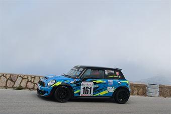 Angelo Marino (Speed Motor, Mini Cooper #161), CAMPIONATO ITALIANO VELOCITÀ MONTAGNA