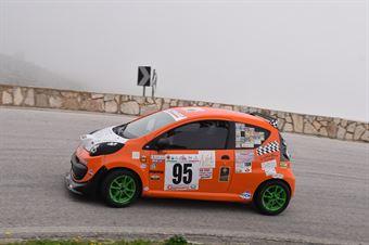Coraci Vincenzo ( Citroen C2 #95), CAMPIONATO ITALIANO VELOCITÀ MONTAGNA