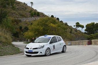Saverino Gianluca ( Renault New Clio #96), CAMPIONATO ITALIANO VELOCITÀ MONTAGNA