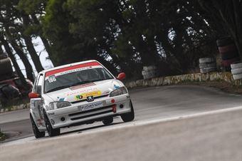 Waltercar (Peugeot 106 R #186), CAMPIONATO ITALIANO VELOCITÀ MONTAGNA
