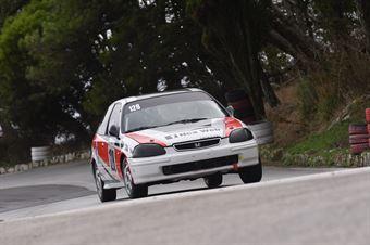 Alberto Agosti (Centro Revisioni, Honda Civic #128), CAMPIONATO ITALIANO VELOCITÀ MONTAGNA
