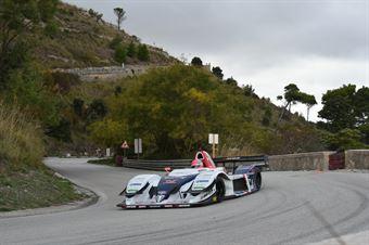 Christian Merli ( Vimotorsport, Osella Fa 30 Zytek LRM #2), CAMPIONATO ITALIANO VELOCITÀ MONTAGNA
