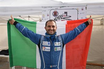 Antonino Migliuolo, CAMPIONATO ITALIANO VELOCITÀ MONTAGNA