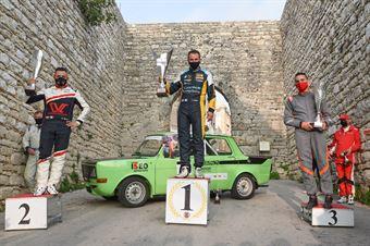 Podio Assoluto ( Faggioli   Merli   Caruso), CAMPIONATO ITALIANO VELOCITÀ MONTAGNA