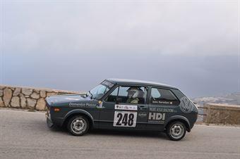 Salvo Mortellaro ( Volkswagen Golf #248), CAMPIONATO ITALIANO VEL. SALITA AUTO STORICHE