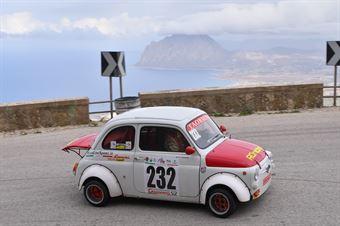Taormina Samuele ( Ro Racing , Giannini 650 NP #232), CAMPIONATO ITALIANO VEL. SALITA AUTO STORICHE