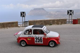 Giordano Goffredo ( Giannini 650 NP #256), CAMPIONATO ITALIANO VEL. SALITA AUTO STORICHE