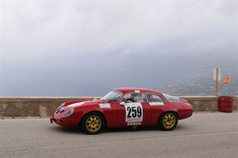 Orsa Due ( Alfa Romeo Giulietta SZT #259), CAMPIONATO ITALIANO VEL. SALITA AUTO STORICHE