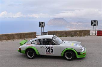 Giacomo Giannone ( Porsche 911 3.0 , Ro Racing #235), CAMPIONATO ITALIANO VEL. SALITA AUTO STORICHE