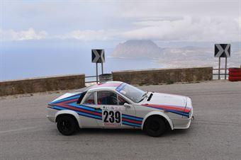 Romano Giuseppe ( Lancia Beta Montecarlo , P.S. Start #239), CAMPIONATO ITALIANO VEL. SALITA AUTO STORICHE
