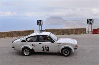 Paolo Pirrone ( Opel Kadett #243), CAMPIONATO ITALIANO VEL. SALITA AUTO STORICHE