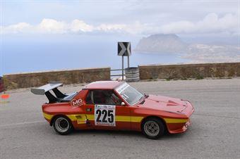D'Antoni Manuel ( Team Phoenix , Fiat X 1/9 #225), CAMPIONATO ITALIANO VEL. SALITA AUTO STORICHE