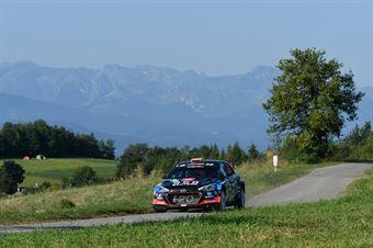 Craig Breen Paul Nagle, Hyundai i20 R5 #6, CAMPIONATO ITALIANO WRC