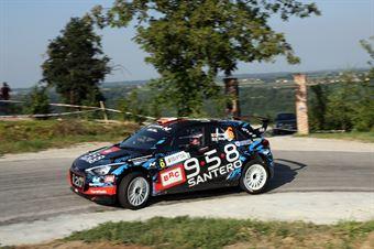 Breen Craig; Nagle Poul (Hyundai i20 Coupe R5), CAMPIONATO ITALIANO WRC
