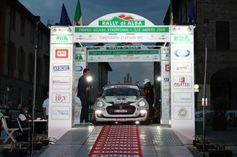 Cominelli Ivan  Fieni Igor, Suzuki Swift #115, CAMPIONATO ITALIANO WRC