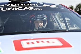 Jari Huttunen, Ritratto, CAMPIONATO ITALIANO WRC