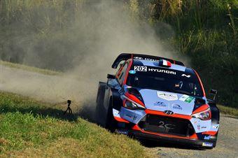 Pierre Louise Loubet, Landais Vincent (Hyundai i20 Coupe Wrc), CAMPIONATO ITALIANO WRC