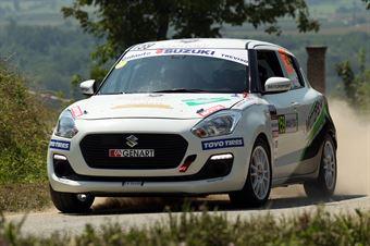 Christian Mantoet; Stefano Beltramello (Suzuki Swift Rstb 1.0; Millennium Sport Promotion), CAMPIONATO ITALIANO WRC