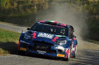 Simone Miele; Roberto Mometti (Citroen Ds3 Wrc), CAMPIONATO ITALIANO WRC
