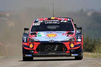 Neuville Thierry; Gilsoul Nicolas (Hyundai i20 Coupe Wrc), CAMPIONATO ITALIANO WRC