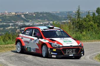 Andrea Nucita; Giuseppe Nucita (Hyundai i20 R5), CAMPIONATO ITALIANO WRC
