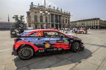 Conferenza Rally di Alba_Regione Piemonte, CAMPIONATO ITALIANO WRC