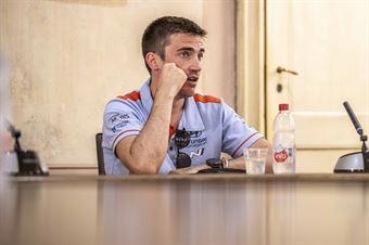 Craig Breen, CAMPIONATO ITALIANO WRC