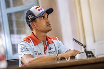 Daniel Sordo_Conferenza Stampa Cherasco, CAMPIONATO ITALIANO WRC