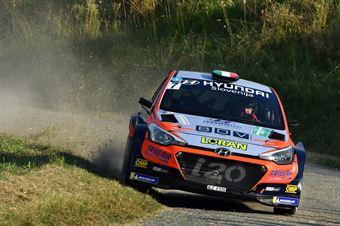 Rossetti Luca; Fenoli Manuel (Hyundai i20 R5, Motor in Motion), CAMPIONATO ITALIANO WRC