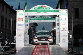 Schileo Nicola Cervi Alessandro, Suzuki Swift R1 #114, Winners Rally Team, CAMPIONATO ITALIANO WRC