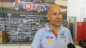 Andrea Adamo (Team Principal Hyundai Motorsport), CAMPIONATO ITALIANO WRC