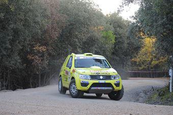 Codeca Lorenzo,Toffoli Mauro(suzuki gran vitara,Emmetre Racing,@302), CAMPIONATO ITALIANO CROSS COUNTRY E SSV