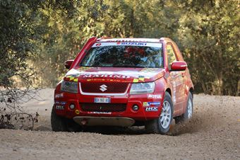 Marino Gambazza Chinti,Tironi Stefano(New Gran Vitara,#310), CAMPIONATO ITALIANO CROSS COUNTRY E SSV