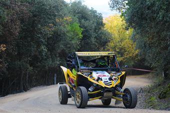 Bosio Gianluca,Feraboli Simone(Yamaha yxz,#316), CAMPIONATO ITALIANO CROSS COUNTRY E SSV