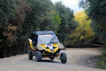Bertuzzi Alessandro,Rizzo Davide(Yamaha,#317), CAMPIONATO ITALIANO CROSS COUNTRY E SSV