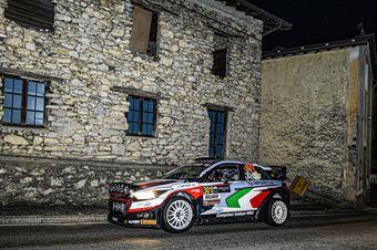 Corrado Fontana Nicola Arena, Hyundai i20 WRC #301, Bluthunder, COPPA RALLY DI ZONA