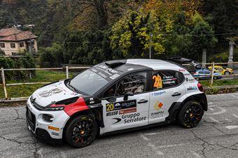 Carlo Galli, Citroen C3 R5 #ABS Sport, COPPA RALLY DI ZONA