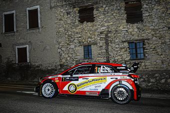 Andrea Nucita Giuseppe Nucita, Hyundai i20 R5 #1, Bluthunder, COPPA RALLY DI ZONA