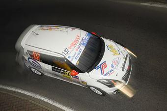 Andrea Scalzotto Nicola Rutigliano, Suzuki Swift R1#137, Funny Team, COPPA RALLY DI ZONA