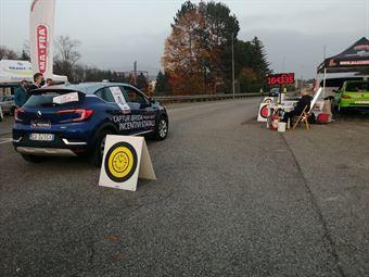 Start Trofeo ACI Como, COPPA RALLY DI ZONA