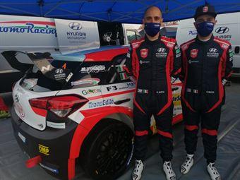 Andrea Nucita   Giuseppe Nucita, Hyundai i20 R5, #1, BLUTHUNDER R.I, COPPA RALLY DI ZONA