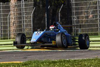 Ferati Jasin, Tatuus F.4 T014 Abarth #13, Jenzer Motorsport, ITALIAN F.4 CHAMPIONSHIP POWERED BY ABARTH