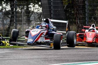 Gnos Axel, Tatuus F.4 T014 Abarth #21, G4 Racing, ITALIAN F.4 CHAMPIONSHIP POWERED BY ABARTH