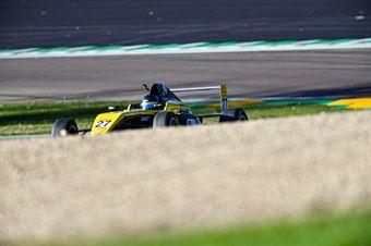 Freymuth Sebastian, Tatuus F.4 T014 Abarth #27, AS Motorsport, ITALIAN F.4 CHAMPIONSHIP POWERED BY ABARTH