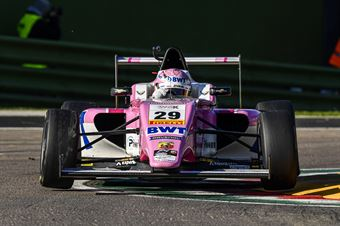 Durksen Joshua, Tatuus F.4 T014 Abarth #29, Muecke Motorsport, ITALIAN F.4 CHAMPIONSHIP POWERED BY ABARTH