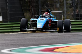 Ramos Santiago, Tatuus F.4 T014 Abarth #68, Jenzer Motorsport, ITALIAN F.4 CHAMPIONSHIP POWERED BY ABARTH