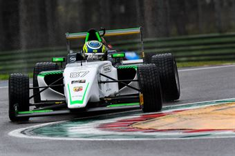 Oliver Bearman, Tatuus F.4 T014 Abarth #87, US Racing, ITALIAN F.4 CHAMPIONSHIP POWERED BY ABARTH